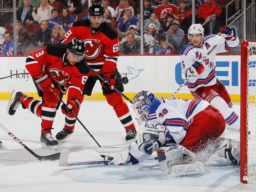 Rangers Devils The Other Rivalry Forever Blueshirts