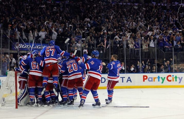 MSG airing Rangers 2014 ECF, here are the top 5 moments from that run - Forever Blueshirts: A site for New York Rangers fanatics
