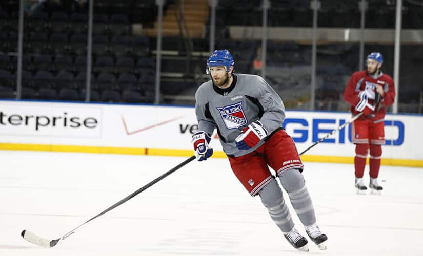 Rick Nash needs to bury the buck in each of these last 3 games (NYR)
