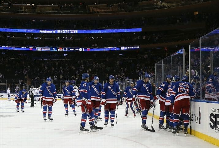 Winning at MSG (Photo by Bruce Bennett/Getty Images)