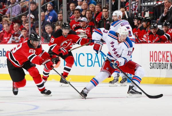 9cdb37d05 One win away from the President s Trophy as NYR take on Devils tonight (NYR  at NJD 7PM) - FOREVER BLUESHIRTS