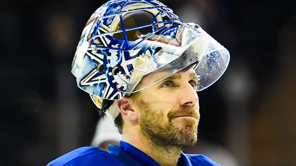 Heartbreaking: Henrik Lundqvist sends personal message to Capitals fans he can't play this season
