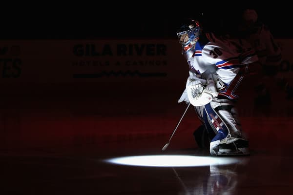 Rangers Beat: Insights on Lundqvist and the future in goal - Forever Blueshirts: A site for New York Rangers fanatics