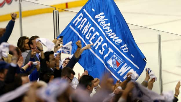 New York Rangers fans have plenty to be thankful for this year - Forever Blueshirts: A site for New York Rangers fanatics