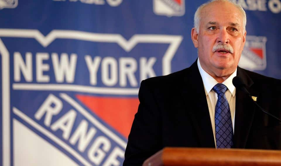 John Davidson releases statement after New York Rangers dismissal - Forever Blueshirts