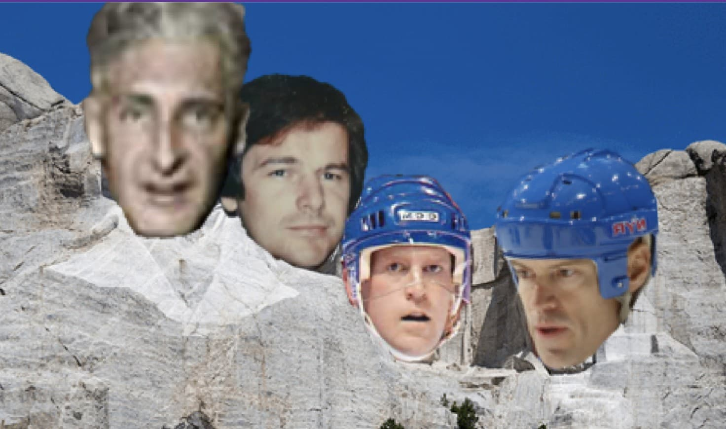 Four iconic figures make up New York Rangers Mount Rushmore - Forever Blueshirts: A site for New York Rangers fanatics