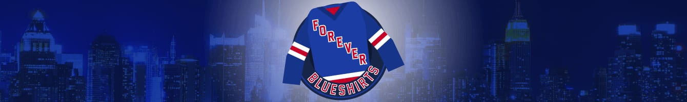 Forever Blueshirts: A site for New York Rangers fanatics