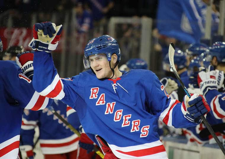 Rangers Adam Fox could be x-factor against Hurricanes - Forever Blueshirts: A site for New York Rangers fanatics