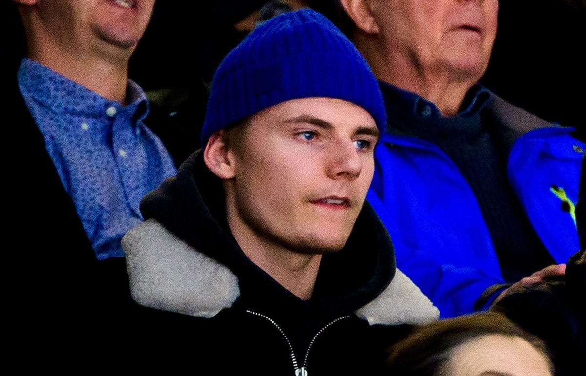 Report: Lias Andersson opens up about why he left the Rangers - Forever Blueshirts: A site for New York Rangers fanatics