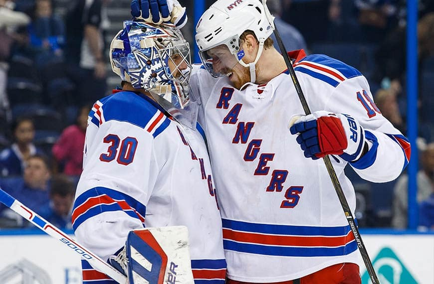 Marc Staal and Henrik Lundqvist's Rangers future have switched - Forever Blueshirts: A site for New York Rangers fanatics
