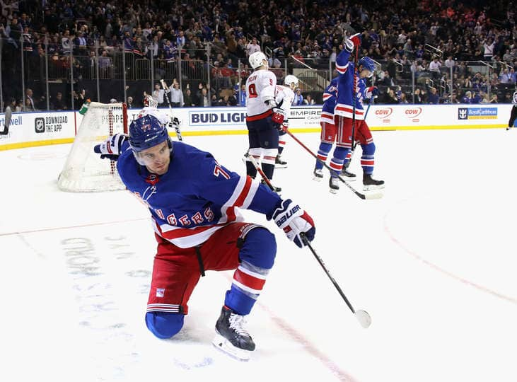 Rangers And Tony Deangelo Come To Terms On A Two Year Deal Forever Blueshirts A Site For New York Rangers Fanatics Forever Blueshirts A Site For New York Rangers Fanatics