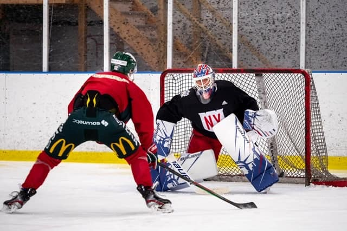 Rangers rumors Henrik Lundqvist