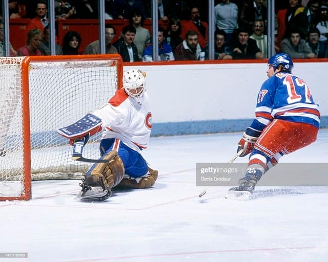 Mike Rogers, the forgotten 100 point player for the Rangers - Forever Blueshirts: A site for New York Rangers fanatics