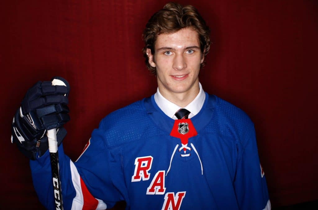 new york rangers prospects