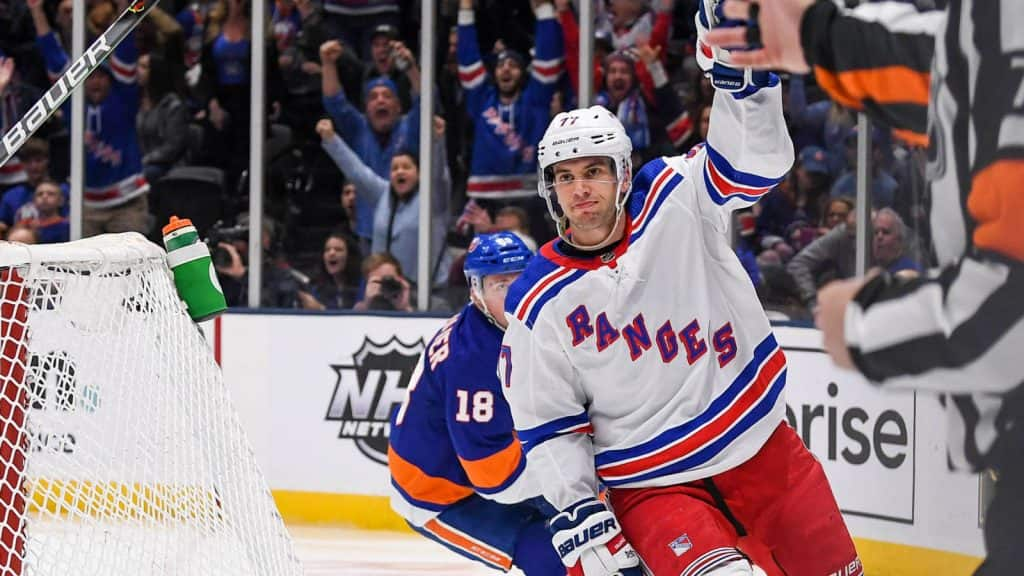 Tony Deangelo Not Comfortable Talking About His Contract During Covid 19 Crisis Forever Blueshirts A Site For New York Rangers Fanatics Forever Blueshirts A Site For New York Rangers Fanatics