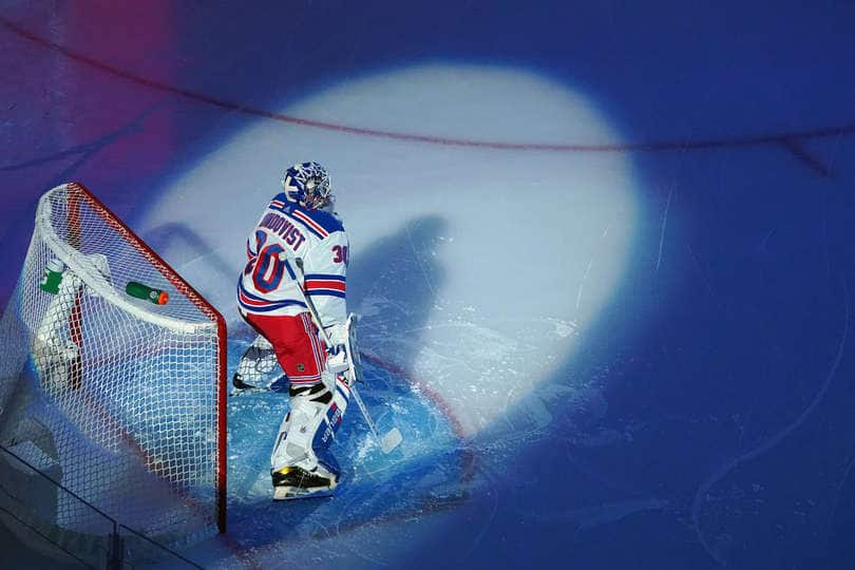 Rangers rumors Lundqvist