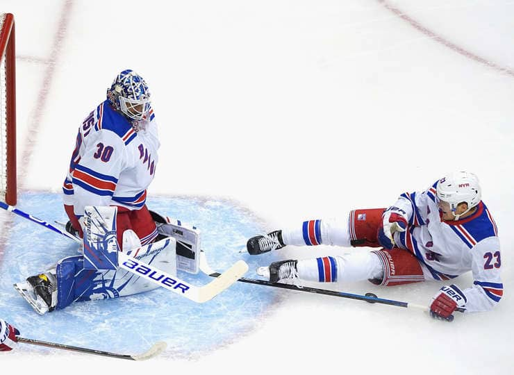 Rangers face elimination