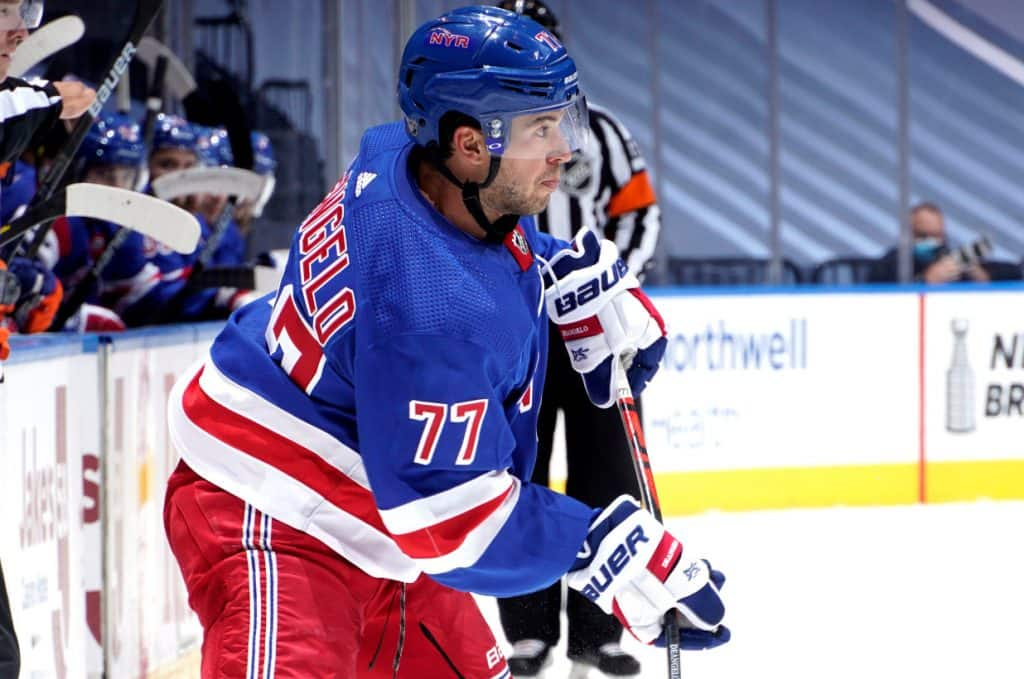 If The Rangers Trade Tony Deangelo They Need To Maximize The Return Forever Blueshirts A Site For New York Rangers Fanatics Forever Blueshirts A Site For New York Rangers Fanatics