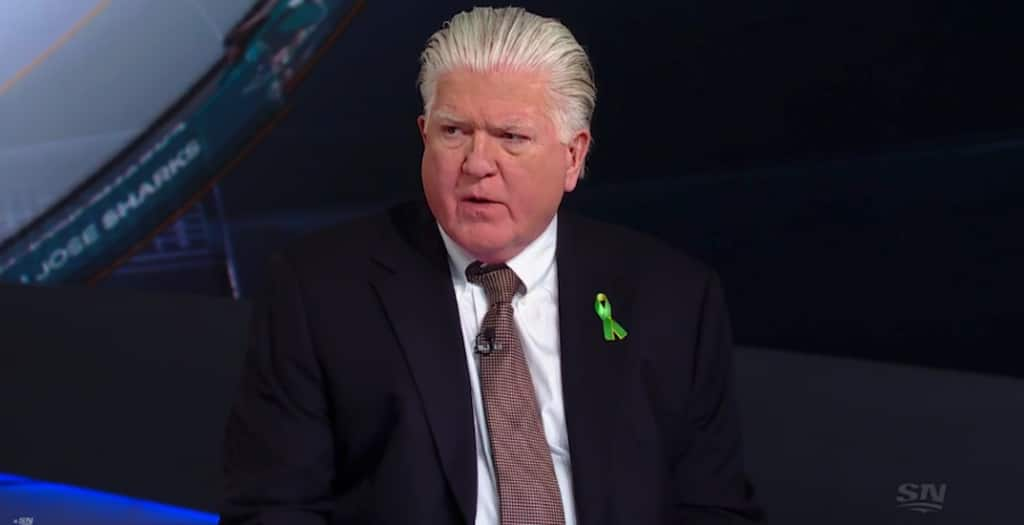 Brian Burke rants on Rangers