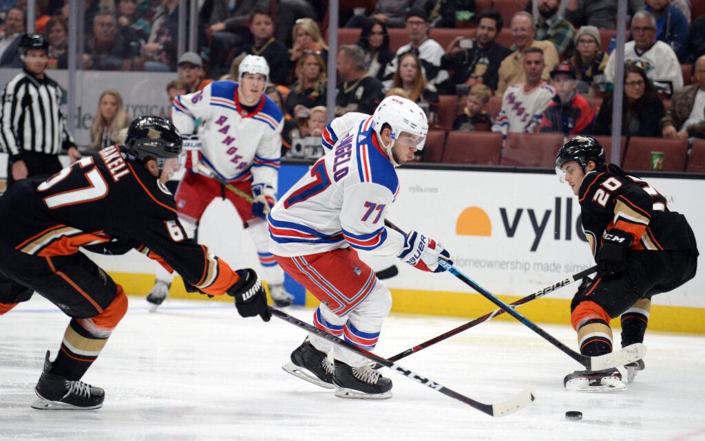 NHL trade rumors Rangers