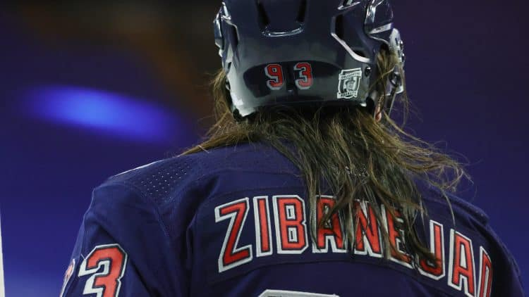 what will mika zibanejad's next contract be