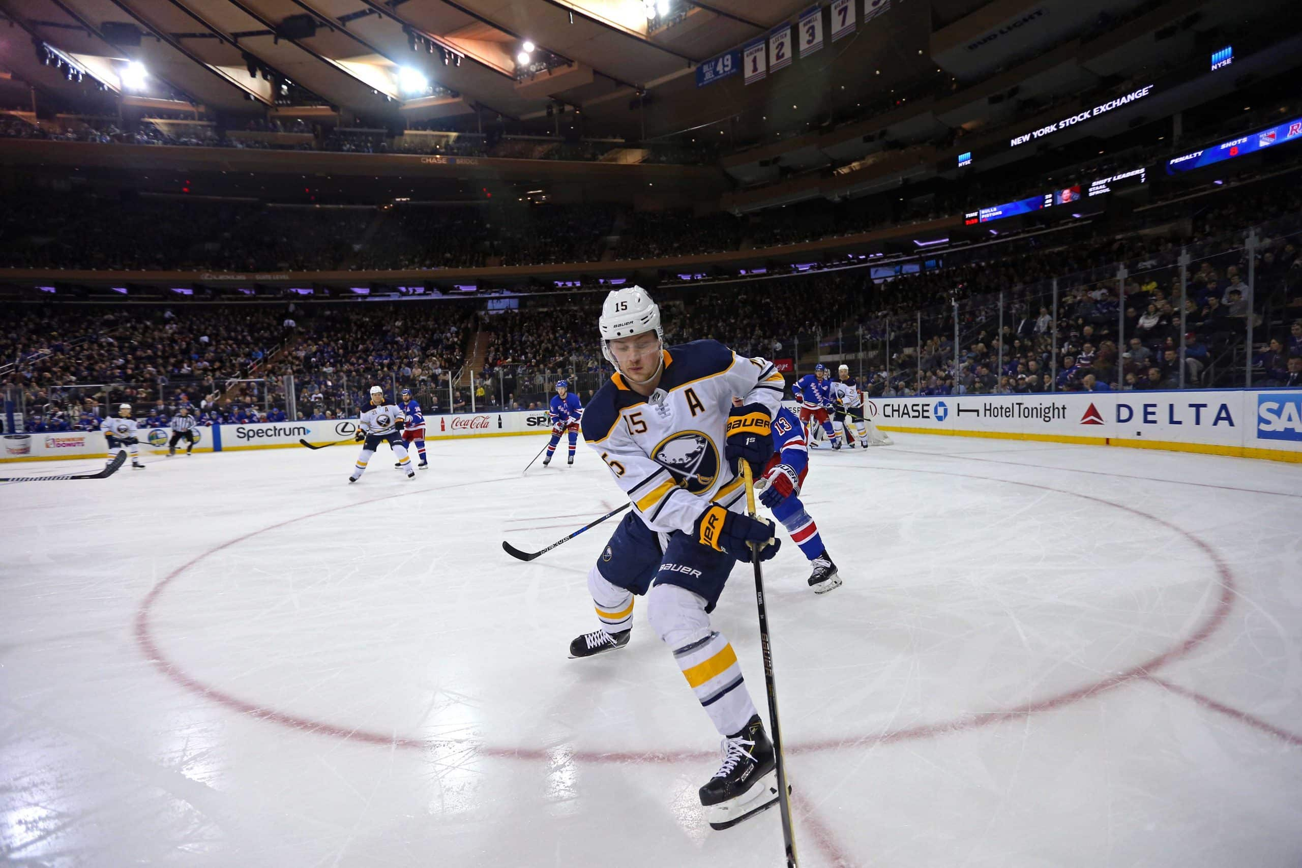 New York Rangers and L.A. Kings ready to pounce if Sabres decide to trade Jack Eichel - Forever Blueshirts: A site for New York Rangers fanatics