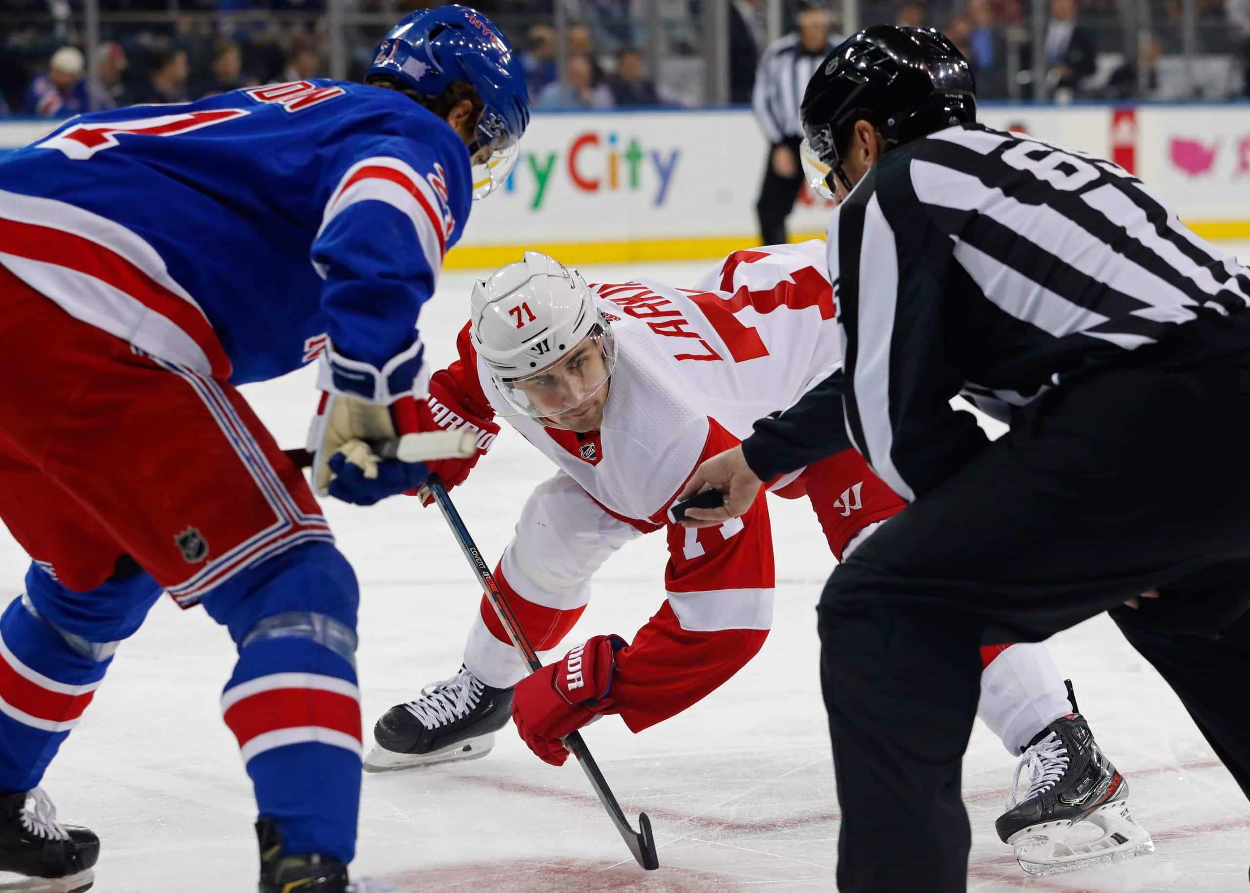 Red Wings may entertain trading center Dylan Larkin; a name the Rangers should watch - Forever Blueshirts: A site for New York Rangers fanatics