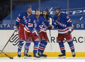 new york rangers press conference