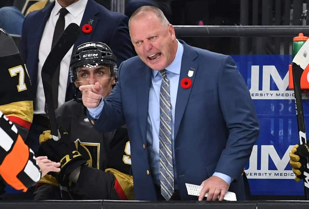 GERARD GALLANT knows how to win