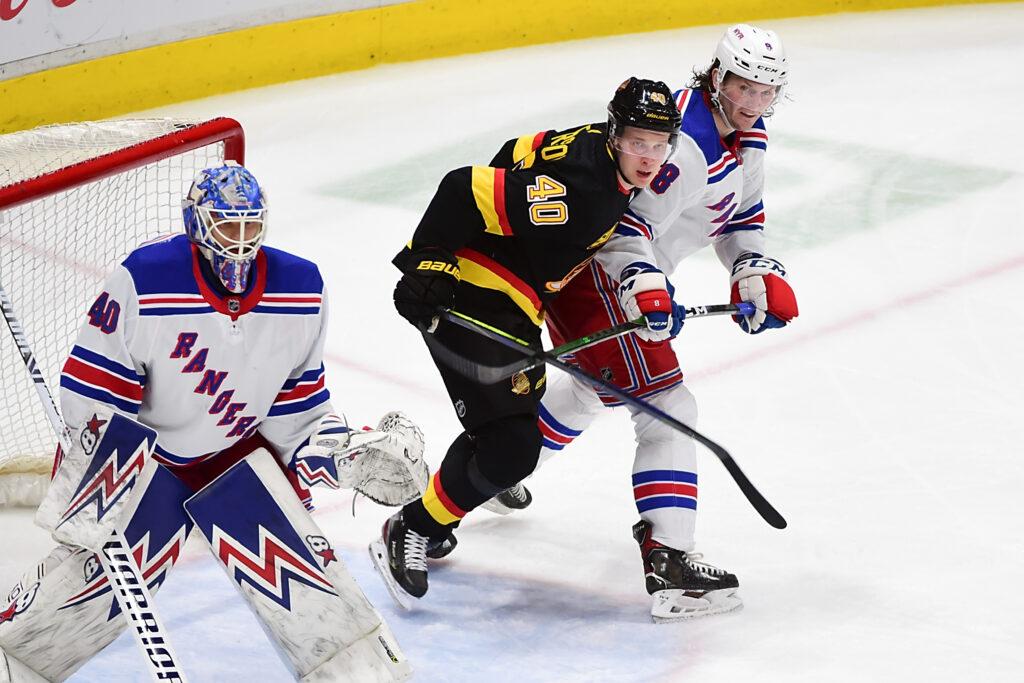 rangers offer sheet elias Pettersson