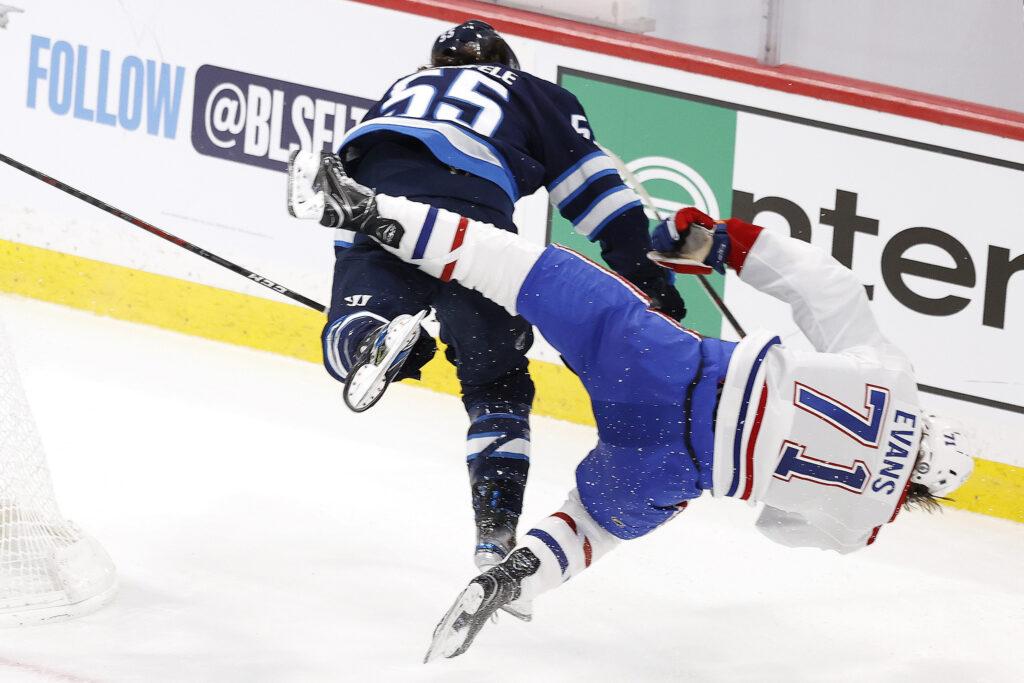 Mark Scheifele NHL DoPS