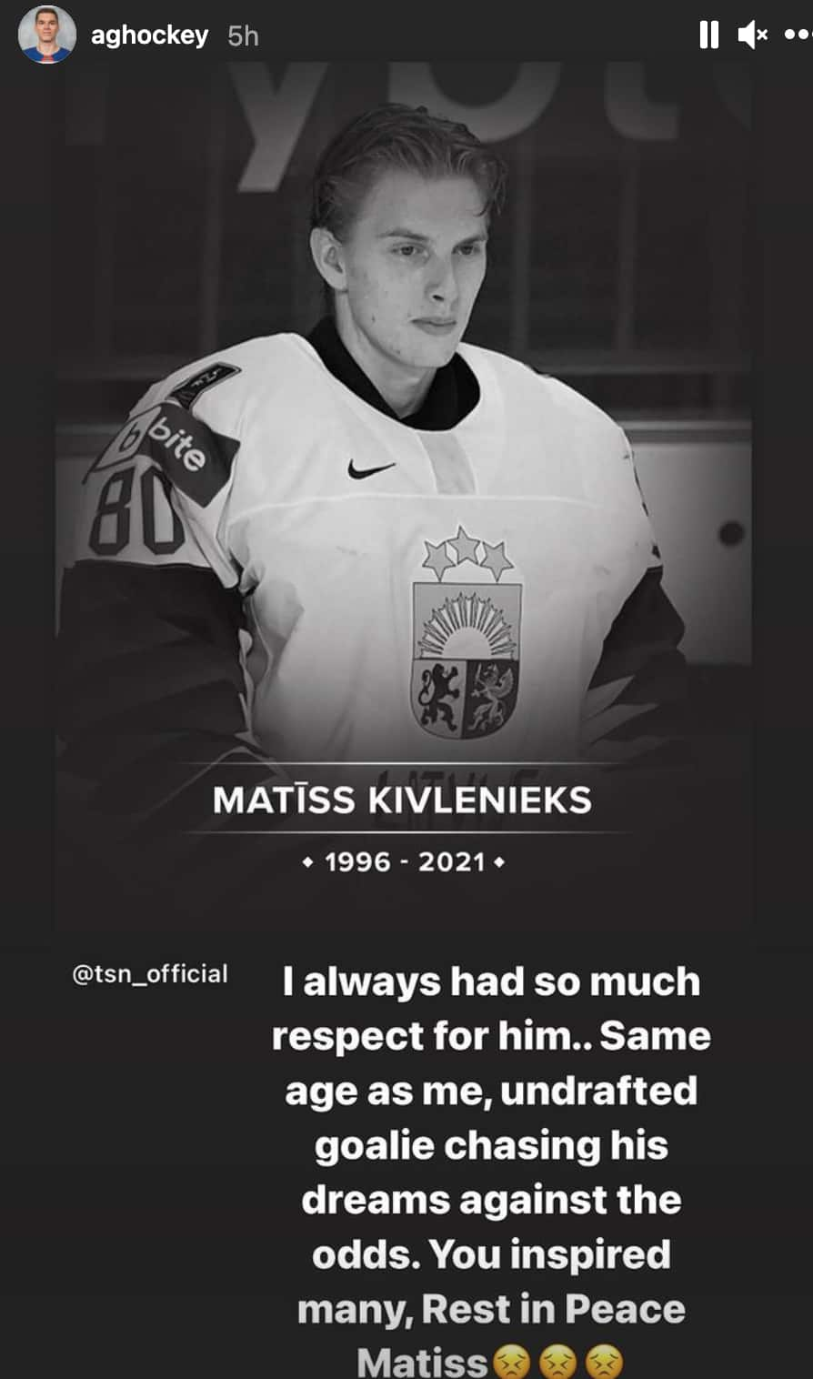 Matiss Kivlenieks
