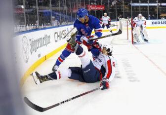 new york rangers defense