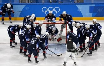 nhl olympics
